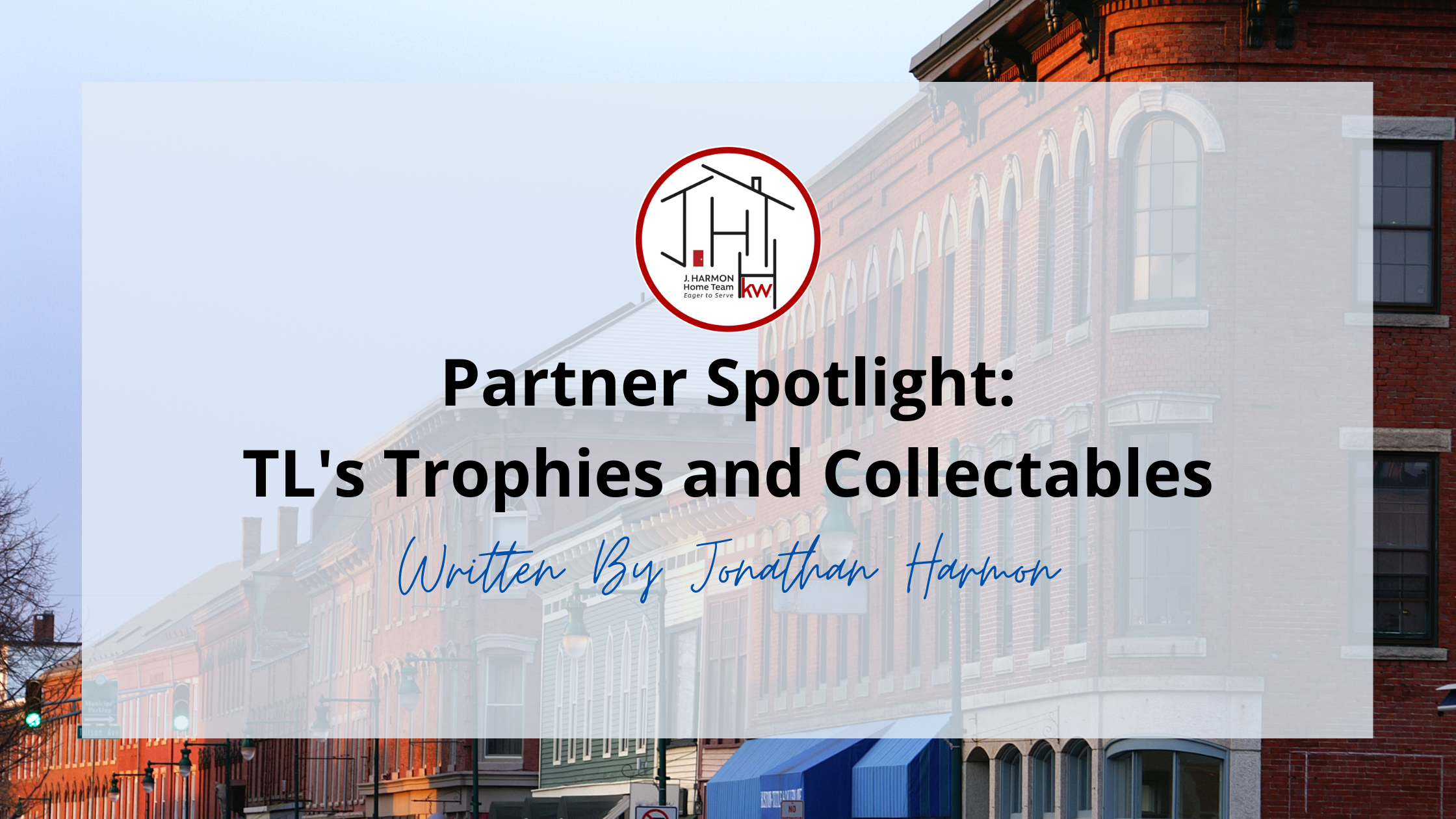 Partner Spotlight, TL's Trophies and Collectables