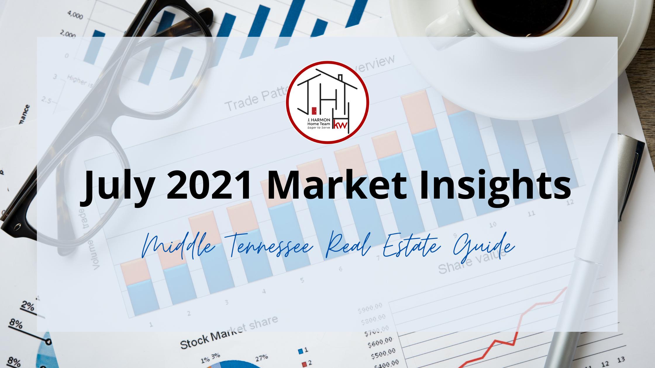 Middle TN July Market Insights