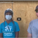 Habitat For Humanity Build Rutherford County